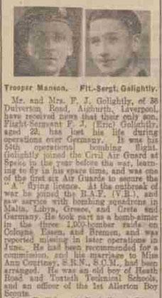 The Liverpool Echo 1942