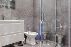 nice Centre-Luxe-Terrasse, et salle de bains