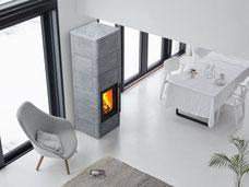 Tulikivi Lampo S 18 Classic va €8.210,- speksteenkachel karelia