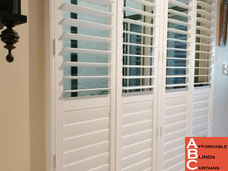 Vinyl Window Shutters outdoor