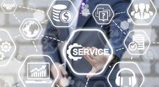 ISEC7 for SAP solutions for Customer Service (CS) ERP