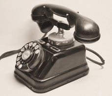 The original D30 telephone for KTAS