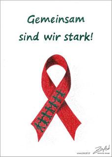 AIDS, HIV, Solidarität, Conchita
