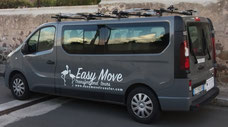 Easy Move Transfer and Tours - Rent car with driver in Sant'Antioco