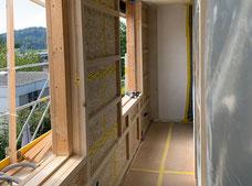 Fassadensanierung Bodenacker Bolligen