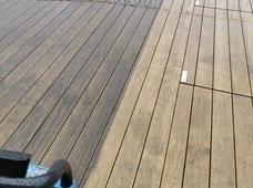 Terrassenboden reinigen putzen Bern Worb Thun