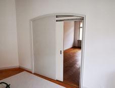 Schiebetür Wohnzimmer Bern