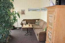 Wohnzimmer (Sofa ausklappbar)