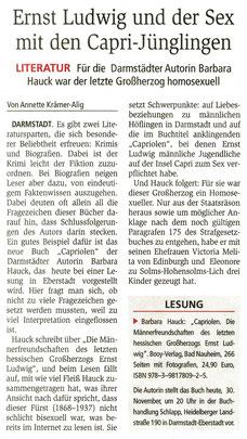 Griesheimer Anzeiger, A. Krämer-Alig, 30.11.17
