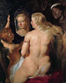 Pierre Paul Rubens, Vénus au miroir, env. 1614–1615.