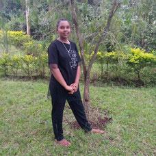 Stella Mtenga bij KVTC