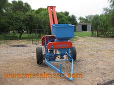 aplastadora de granos capacidad de trabajo 5 t/h
