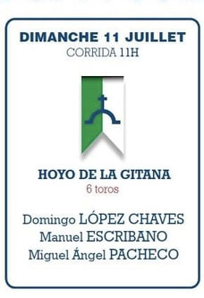 Hoyo de la Gitana Lopez Chaves Manuel Escribano Miguel Angel Pacheco