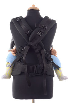 soft structered baby carrier, Full Buckle