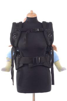 Huckepack Full Buckle Babytrage, schnell und einfach anzulegen, Rückentrage