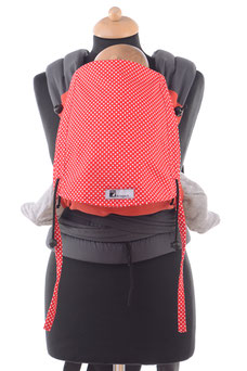 Mei Tai baby carrier by Huckepack