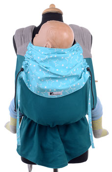 Podaegi by Huckepack, baby carrier