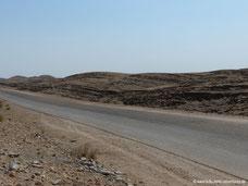 Zwischen Gaub Pass und Kuiseb Pass