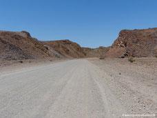 Zwischen Twyfelfontein und der Palmwag Lodge