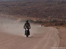Zwischen Uis und Twyfelfontein