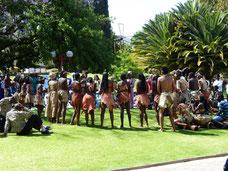 Windhoek - Kulturfestival der Damara