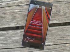 Lifehack fürs Smartphone
