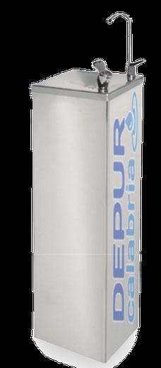 Refrigeratore a colonna