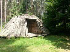 Interessantes am Wegesrand (Geopark-Weg v. Monte)