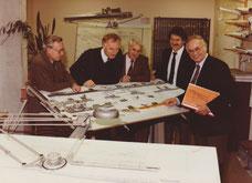 Gesellschafter:  Dr.-Ing. K. Kuhnhenn,    P. Ruse,  L. Löhn, V. Bratulic und W. Bung