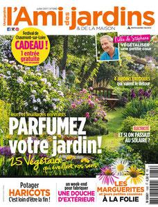 Fruits et fleurs au verger, Textes et Photos Philippe Ferret