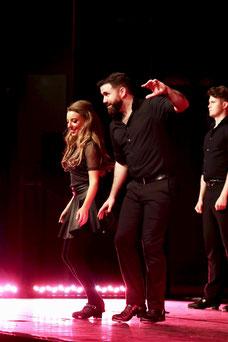 Irish Tapdance - Celtic Rhythms Dance Show