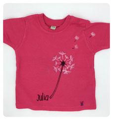Kurzarm-Shirt PUSTEBLUME 20 €