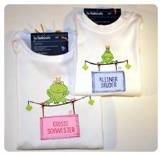 Doppel-Pack Geschwister-Shirts 46 €