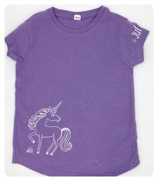 Kurzarm-Shirt EINHORN 20 €