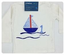 Kinder-/Baby-Shirt SCHIFF AHOI ab 26 €