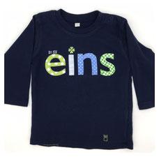 Shirt ICH BIN EINS, ZWEI, DREI... ab 25 €