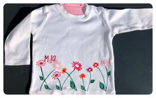Namens-Shirt SOMMERWIESE ab 20 €