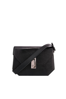 Sac bandoulière David Jones noir CM5923