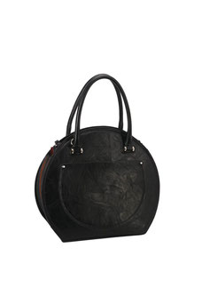 Sac rond David Jones noir CM5897