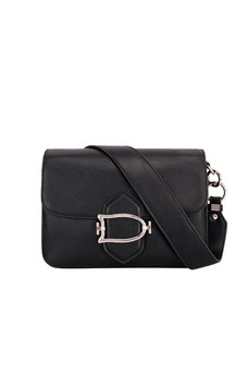 Sac bandoulière David Jones noir CM5880