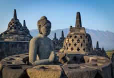 Yogyakarta Tempel Borobudur