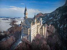 Neuschwanstein Burg Castle Füssen