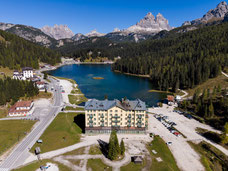 Lago di Misurina Dolomiten dolomiti