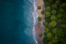 Strand Beach Indonesien Drone