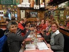 Ambiance au Bouchon Brunet