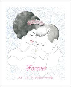 新婦から両親へ贈る絵本