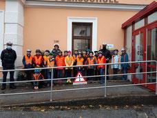 Radfahrprüfung - 4. Schulstufe