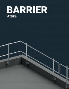 Barrier Attika Geländer