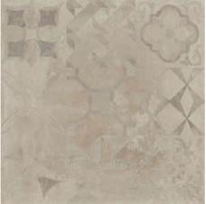 Gres Porcellanato Baikal Bege Decorado 60x60 cm piastrella effetto cemento