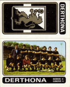 FIGURINA PANINI DERTHONA  1972-73